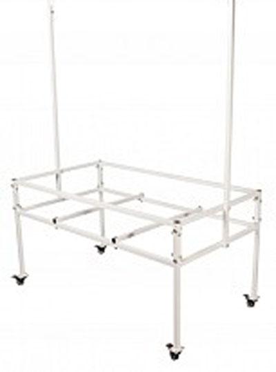 Aquaponics supply, Tray Table, 4x2 Tray Table