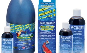 Pond Maintenance: Acurel-E   Pond Water Care