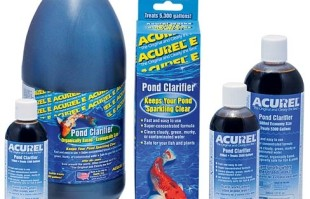 Pond Maintenance: Acurel-E | Pond Water Care