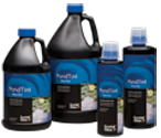 Pond Water Care: Crystal Clear PondTint - Blue Colorant - Pond Maintenance