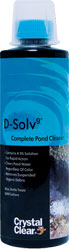 Pond Water Care: D-Solv 9 - Complete Pond Cleaner - Pond Maintenance