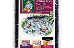 Pond Maintenance: Floating Pond Netting | Pond & Garden Protection