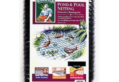 Pond & Garden Protection: Floating Pond Netting - Pond Maintenance