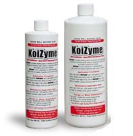 Pond Water Care: KoiZyme - Pond Maintenance
