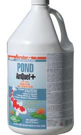 Pond Water Care: Kordon Amquel Plus - Pond Maintenance