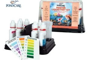 Pond Maintenance: Master Liquid Test Kit | Pond Water Care