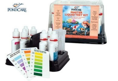 Pond Water Care: Master Liquid Test Kit - Pond Maintenance