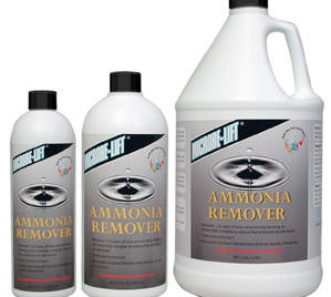 Pond Water Care: Microbe-lift Ammonia Remover - Pond Maintenance