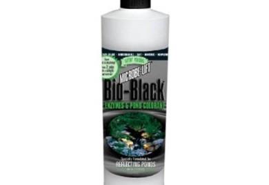 Pond Water Care: Microbe-lift Bio Black 16oz - Pond Maintenance