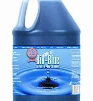Pond Maintenance: Microbe-lift Bio Blue   Pond Water Care
