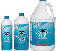 Pond Maintenance: Microbe-lift Flocculant Plus Water Clarifier | Pond Water Care