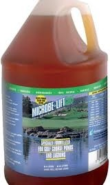 Pond Water Care: Microbe-lift GOLF - Pond Maintenance