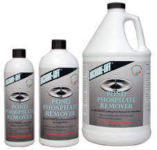 Pond Water Care: Microbe-lift Phosphate Remover - Pond Maintenance