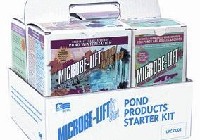 Pond Maintenance: Microbe-lift Starter Kit | Pond Water Care