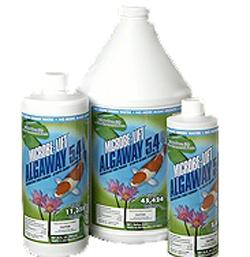 Pond Water Care: Microbelift Algaway 5.4 - Pond Maintenance