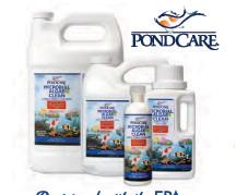 Pond Maintenance: Microbial Algae Clean | Pond Water Care