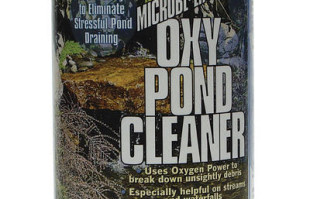 Pond Maintenance: Oxy Pond Cleaner by Microbe-lift | Pond Water Care
