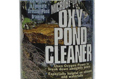 Pond Water Care: Oxy Pond Cleaner by Microbe-lift - Pond Maintenance