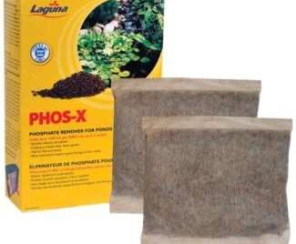 Pond Water Care: Phos-X Granules - Pond Maintenance