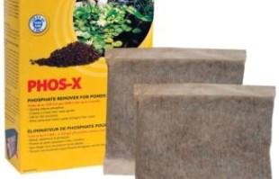 Pond Maintenance: Phos-X Granules | Pond Water Care