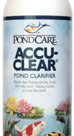 Pond Maintenance: Pond Accu-Clear | Pond Water Care