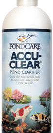 Pond Water Care: Pond Accu-Clear - Pond Maintenance