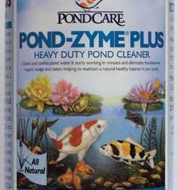 Pond Water Care: Pond Zyme Plus Barley - Pond Maintenance