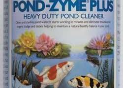 Pond Maintenance: Pond Zyme Plus Barley | Pond Water Care