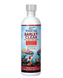 Pond Water Care: PondCare Barley Clear - Pond Maintenance