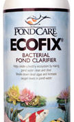 Pond Maintenance: PondCare Eco-Fix   Pond Water Care