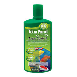 Pond Water Care: Tetra Algae Control - Pond Maintenance