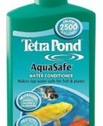 Pond Maintenance: Tetra Aqua Safe | Pond Water Care