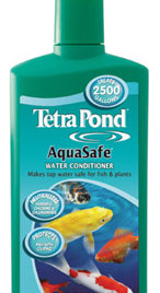 Pond Water Care: Tetra Aqua Safe - Pond Maintenance