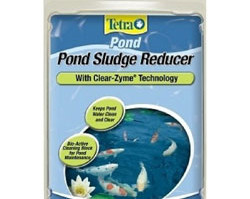 Pond Maintenance: Tetra Sludge Reducer 4 pk (formerly Jungle CLearZyme)) | Pond Water Care