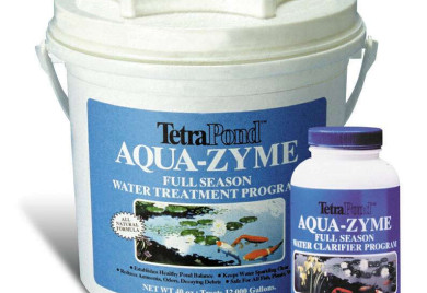 Pond Water Care: Tetra Sludge Reducer (formerly Aqua-Zyme) - Pond Maintenance