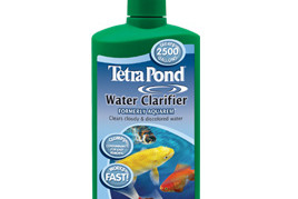 Pond Maintenance: Tetra Water Clarifier 16.9 oz (formerly AquaRem) | Pond Water Care