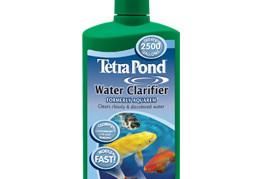Pond Maintenance: Tetra Water Clarifier 16.9 oz (formerly AquaRem) | Pond Water Care