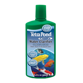 Pond Water Care: Tetra Water Clarifier 16.9 oz (formerly AquaRem) - Pond Maintenance