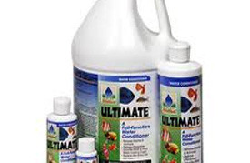 Pond Maintenance: ULTIMATE by Aquarium Solutions   Pond Water Care