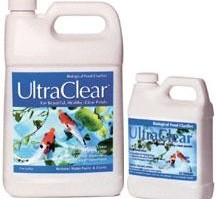 Pond Maintenance: UltraClear Biological Pond Clarifier | Pond Water Care