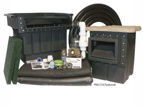 Do you want a pond kit for Garden pond do you need a pump