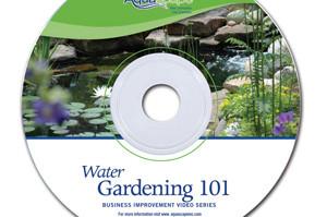 Aquascape Pond Supplies: Water Gardening 101 DVD