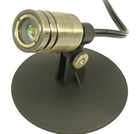 Aquascape 1-Watt 12 Volt LED Bullet Spotlight - Architectural Bronze Finish - Lights - Promo Items - Part Number: 98926 - Aquascape Pond Supplies