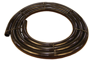 Aquascape 1.5″ X 25′ Flexible PVC Pipe – Pipe and Pond Plumbing – Part Number: 29021 – Pond Supplies