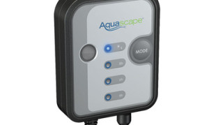 Aquascape 12 Volt Photocell with Digital Timer - Pond Lights & Lighting - Part Number: 84039 - Pond Supplies