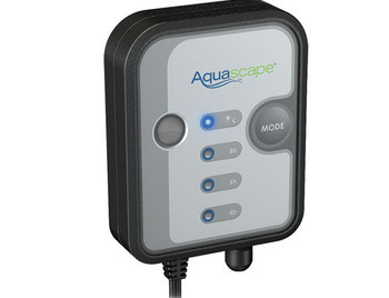 Aquascape 12 Volt Photocell with Digital Timer - Miscellaneous - Pond Lights & Lighting - Part Number: 84039 - Aquascape Pond Supplies