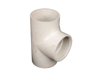 """Aquascape 2"""" Replacement PVC Flow Chamber - Fittings"""