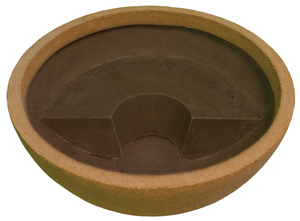 "Aquascape 24"" Desert Granite Patio Pond - Decorative Products - Promo Items - Part Number: 98854 - Aquascape Pond Supplies"