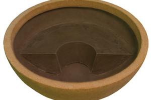 Aquascape 24″ Desert Granite Patio Pond – Decorative Water Features – Part Number: 98854 – Pond Supplies