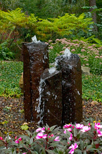 Natural Stone Outdoor Fountains